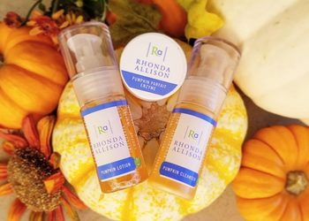 Art of Cosmetology - odżywczy zabieg dyniowy rhonda allison