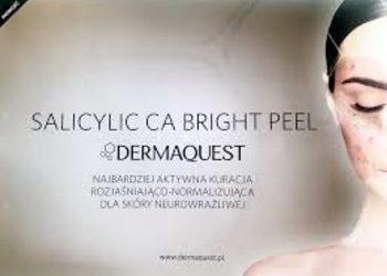 Studio Kosmetologii Looksus - salicylic ca bright peel - nowość