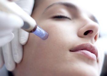 Crystal Clinic - mezoterapia mikroigłowa - twarz + maska algowa