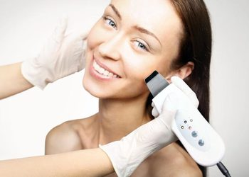 Amber Beauty Klinika Zdrowia i Urody - peeling kawitacyjny+ maska