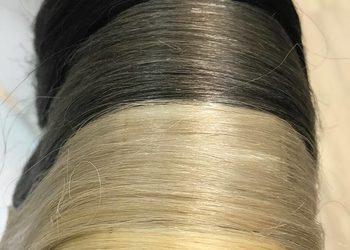 Salon Dorota Tyllak - konsultacja przed przedłużaniem włosów