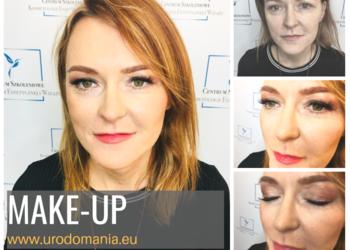 Studio Kosmetyczne URODOMANIA - makijaż wieczorowy/okolicznościowy