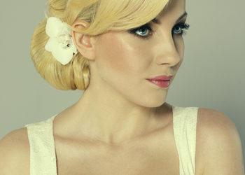 Salon fryzjerski For Hair - czesanie ślubne