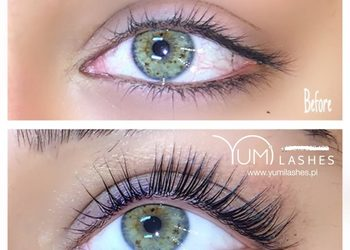 CLINIQMED - yumi lashes - keratynowy lifting rzęs