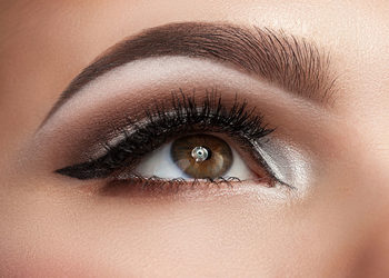 Victoria Day Spa luxury na Rynku - makijaż permanentny brwi metodą pudrową (ombre)