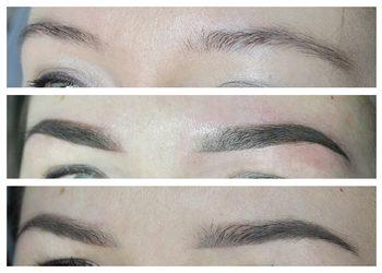Studio Urody Zalotka - brwi - makijaż permanentny
