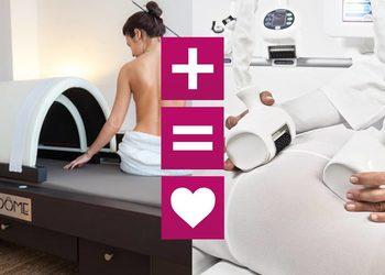 Instytut Kosmetologii Maeve - pakiet icoone + iyashi dome