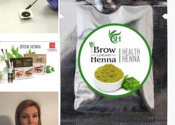KOLaGEN Clinic - zabieg odżywczy na brwi- health henna
