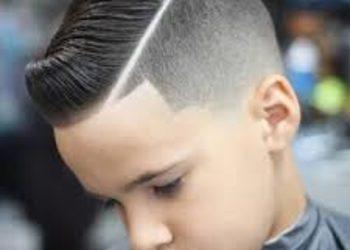 Salon fryzjerski kosmetyczny She & He - strzyżenie chłopca do 10 lat