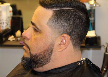 Salon fryzjerski kosmetyczny She & He - konturowanie
