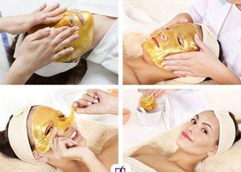 Gabinet  Beauty Skin - maska z naturalnych alg + naturalny kolagen