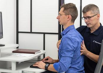 Fizjorestart  - ergonomia w miejscu pracy (60 min)