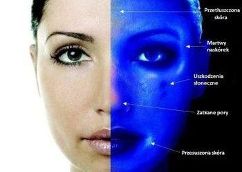 Klinika Urody - analiza skóry  twarzy