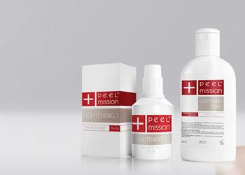 Babski Raj - Klub Zdrowia i Urody - peeling kwasem mlekowym  lightening peel1
