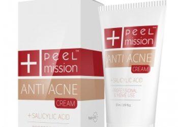 Babski Raj - Klub Zdrowia i Urody - peeling kwasem salicylowym  anti acne 1
