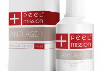 Babski Raj - Klub Zdrowia i Urody - peeling kwasem glikolowym  anti age peel 1
