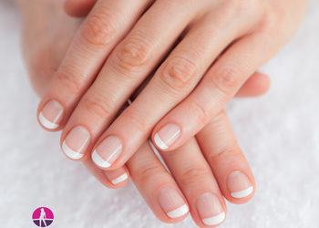 Salon Urody i Modelowania Sylwetki Babski Looksus  - manicure żelowy french - przedłużanie paznokci (nowy)