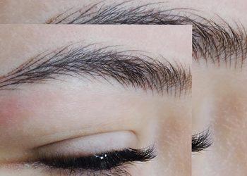 SiSi CARE - brwi metoda maszynowa włosa