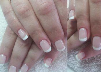 Farben - manicure hybrydowy french