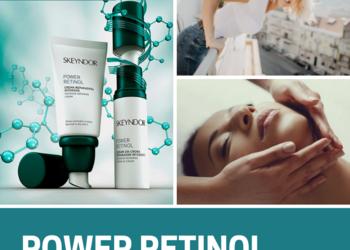Studio Kosmetyczne URODOMANIA - power retinol skeyndor  zabieg intensywnie regenerujący