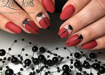 La Nails - manicure hybrydowy z nadbudową