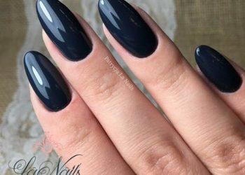 La Nails - przedłużenie paznokci jeden kolor