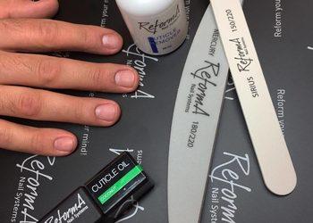 La Nails - manicure męski