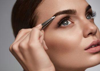 Beauty Expert - regulacja brwi pęsetą
