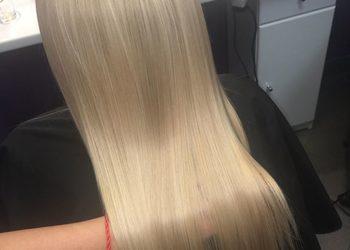 Annabel's SPA and Beauty Studios - keratynowe prostowanie włosów