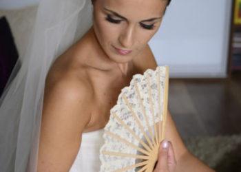 Marta Miazga - makijaż próbny ślubny