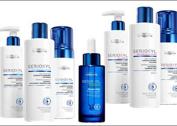 STUDIO  REA TETIS  - 09. strzyżenie + piling serioxil + masaż głowy