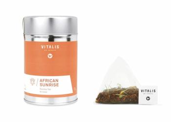 """Centrum Kosmetyki DEVORA - herbata rooibos """"afrykański wschód słońca"""""""