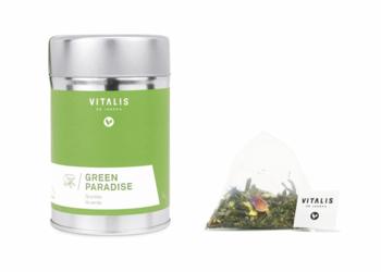"""Centrum Kosmetyki DEVORA - herbata zielona """"zielony raj"""""""