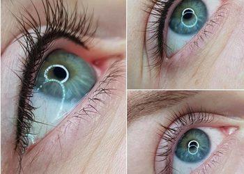 Nailashes - oczy eyeliner