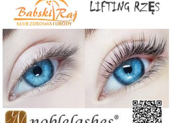 Babski Raj - Klub Zdrowia i Urody - lifting + henna rzęs