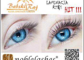 Babski Raj - Klub Zdrowia i Urody - lifting + laminacja + henna + botoks rzęs