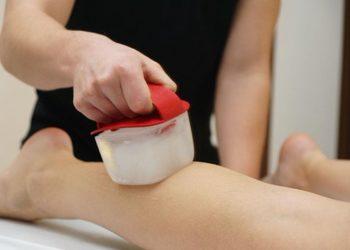 LILU HAIR&SPA - masaż lodem - częściowy