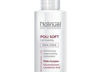 Twój Kosmetolog Aleksandra Wawro -Stalowe Magnolie Beauty Clinic Wawro&Chudzik - peeling natinuel poli soft-twarz + szyja+ maska