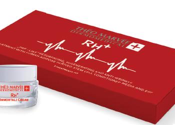 Twój Kosmetolog Aleksandra Wawro -Stalowe Magnolie Beauty Clinic Wawro&Chudzik - zabieh rh+ theo marvee twarz,szyja,dekolt + krem do pielęgnacji  domowej
