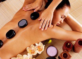 LILU HAIR&SPA - masaż gorącymi kamieniami - częściowy
