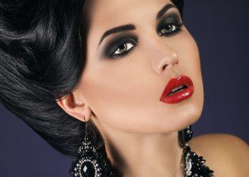 LILU HAIR&SPA - makijaż wieczorowy