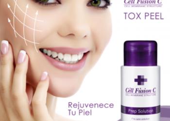Orchid Beauty Kosmetologia Estetyczna - tox peel program - twarz + szyja + dekolt