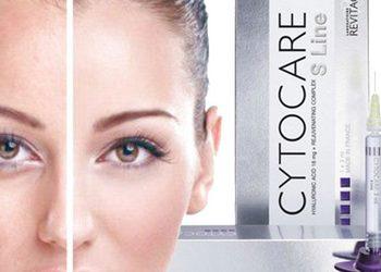 SKIN PERFECT Gabinet Nowoczesnej Kosmetyki - mezoterapia cytocare s line 3ml (twarz z linią żuchwy / szyja, dekolt)