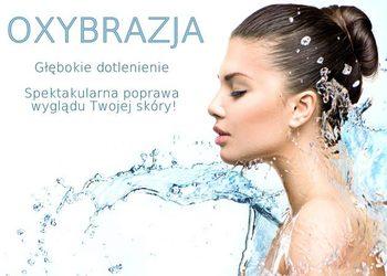 Twój Kosmetolog Aleksandra Wawro -Stalowe Magnolie Beauty Clinic Wawro&Chudzik - oksybrazja twarz, szyja, dekolt + ampułka+ maska algowa