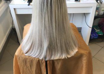 TopHair - baleyage, pasemka włosy długie