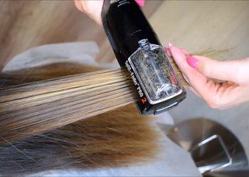 Atelier Fryzjersko - Kosmetyczne Sensation - split-ender strzyżenie