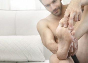 Instytut Kosmetologii Maeve - pedicure leczniczy spa medi heel  dla mężczyzn