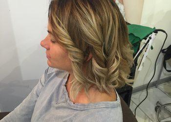 TopHair - fale, loki włosy średnie