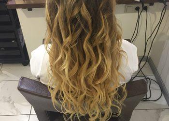 TopHair - fale,loki włosy długie