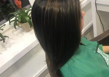 TopHair - farba + reflex włosy średnie